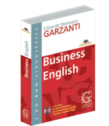 Grande dizionario di business english. CD-ROM