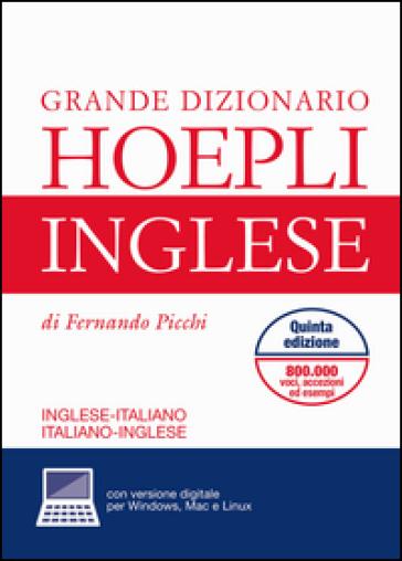 Grande dizionario di inglese. Inglese-italiano, italiano-inglese. Con aggiornamento online