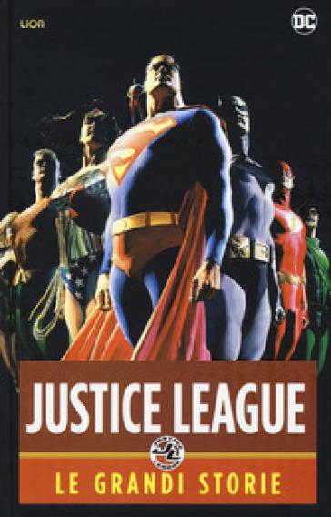 Grandi storie. Justice League - F. Delle Rupi |