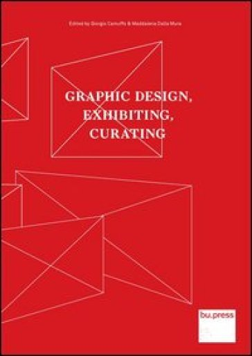 Graphic design, exhibiting, curating