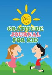 Gratitude Journal for Kid