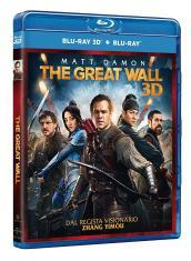 Great Wall (The) (Blu-Ray 3D+Blu-Ray)