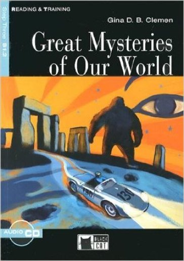 Great mysteries of our world. Con audiolibro. CD Audio