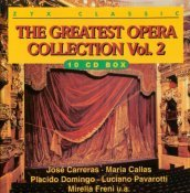 Greatest opera collection