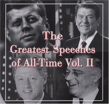 Greatest speeches of v.2
