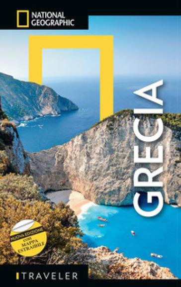 Grecia. Con mappa