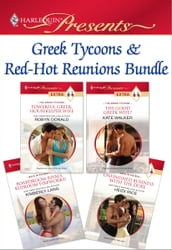Greek Tycoons & Red-Hot Reunions Bundle