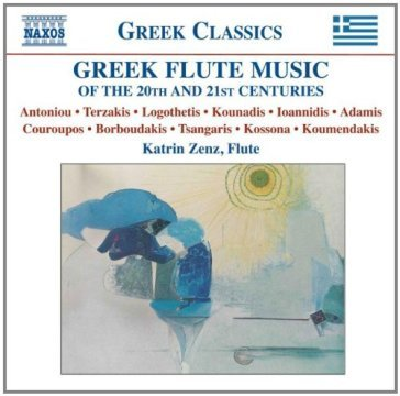 Greek flute music of the
