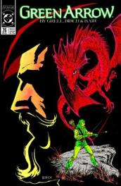 Green Arrow Vol 4  Blood of the Dragon