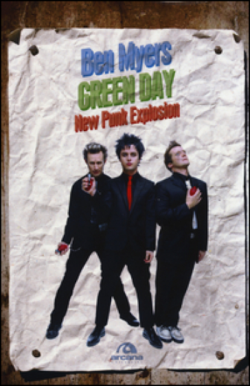 Green Day. New punk explosion