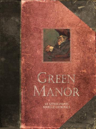 Green Manor - Fabien Vehlmann   Rochesterscifianimecon.com