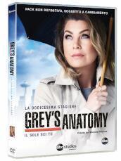 Grey's Anatomy - Stagione 12 (6 Dvd)