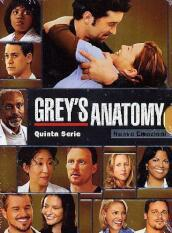 Grey s anatomy - Stagione 05 (7 DVD)
