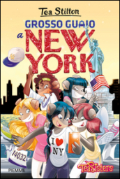Grosso guaio a New York + libro stickers Sei Speciale