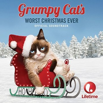 Grumpy cat's worst christmas ever ost