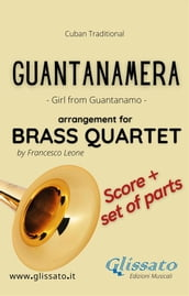 Guantanamera - Brass Quartet (score & parts)