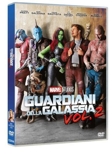 Guardiani della galassia vol. 2 dvd james gunn mondadori store