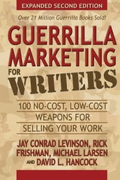 Guerrilla Marketing for Writers