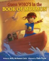 Guess Who s in the Book of Mormon?