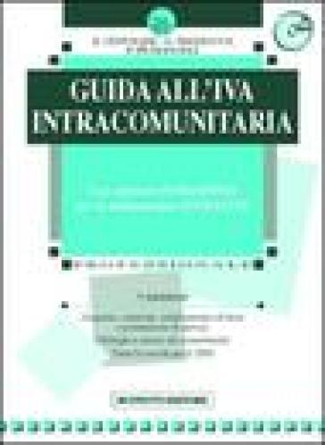 Guida all'IVA intracomunitaria. Con floppy disk