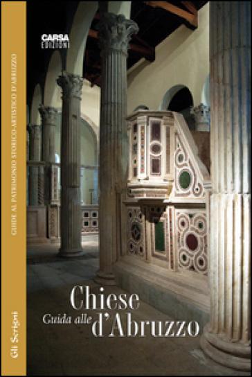 Guida alle chiese d'Abruzzo - Marialuce Latini pdf epub