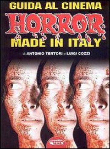 Guida al cinema horror made in Italy - Luigi Cozzi  