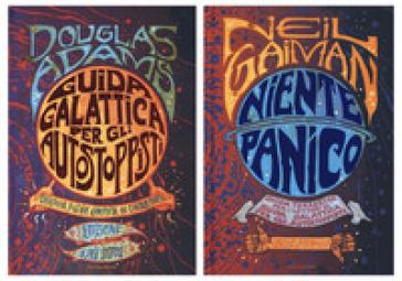 Guida galattica per gli autostoppisti. Trilogia più che completa in cinque parti-Niente panico. Ediz. speciale - Douglas Adams |