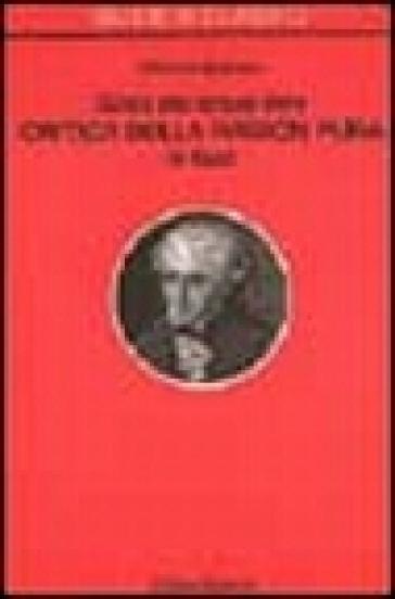 Guida alla lettura della «Critica della ragion pura» di Kant - Silvestro Marcucci  
