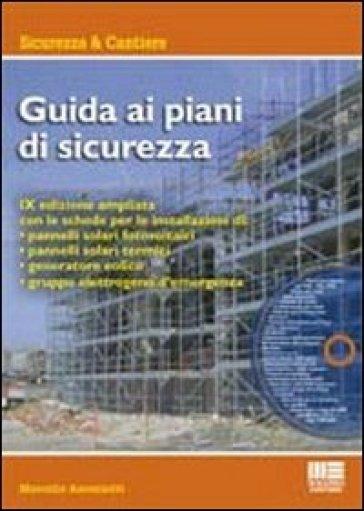 Guida ai piani di sicurezza con cd rom marcello for Piani di libri da favola