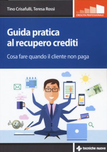 Guida pratica al recupero crediti. Cosa fare quando il cliente non paga - Tino Crisafulli pdf epub
