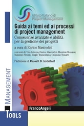 Guida ai temi ed ai processi di project management