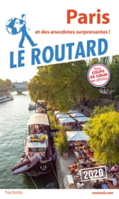 Guide du Routard Paris 2020