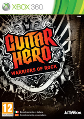 Guitar Hero 6 Warriors of Rock