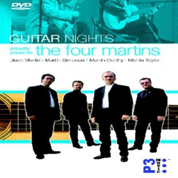 Guitar nights: four marti