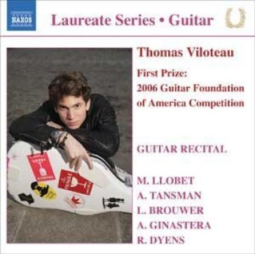 Guitar recital - laureate series