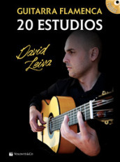 Guitarra flamenca. 20 estudios. Spartito. Con CD-Audio