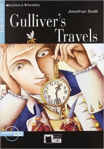 Gulliver's travel. Con audiolibro. CD Audio - Jonathan Swift |
