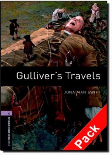 Gulliver's travels. Oxford bookworms library. Livello 4. Con 2 CD Audio
