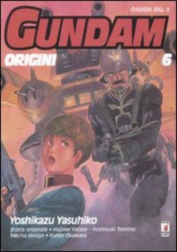 Gundam origini. 6. - Yoshikazu Yasuhiko |