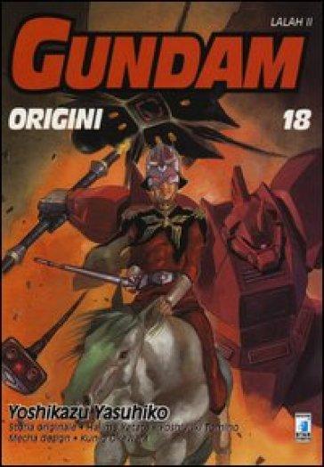Gundam origini. Lalah II. 18. - Yoshikazu Yasuhiko |