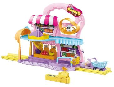 HAMSTERS - Playset Supermercato