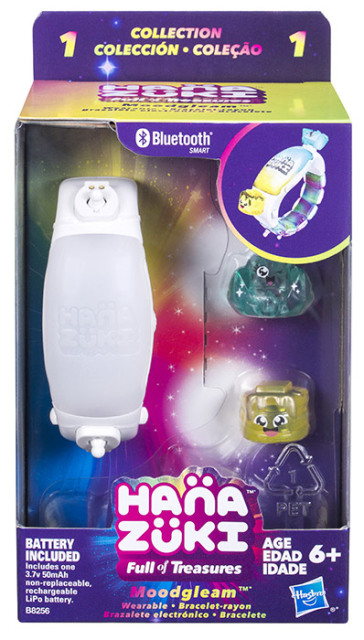 HANAZUKI MOODGLEAM WEARABLE