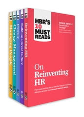 HBR s 10 Must Reads for HR Leaders Collection (5 Books)