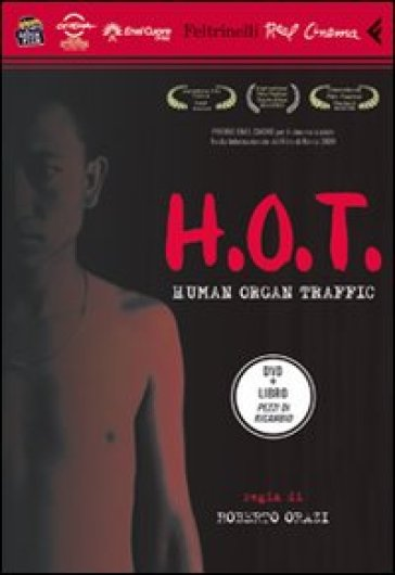 H.O.T. Human Organ Traffic. DVD. Con libro