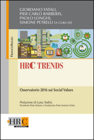 HRC trends. Osservatorio 2016 sui social values - G. Fatali |