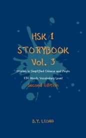 HSK 1 Storybook Vol. 3 (2nd Edition)