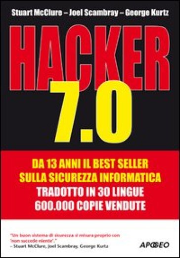 Hacker 7.0 - George Kurtz | Thecosgala.com