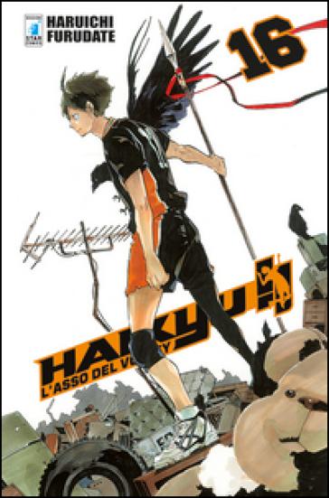 Haikyu!!. 16. - Haruichi Furudate | Thecosgala.com