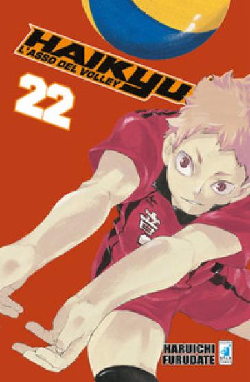 Haikyu!!. 22. - Haruichi Furudate |