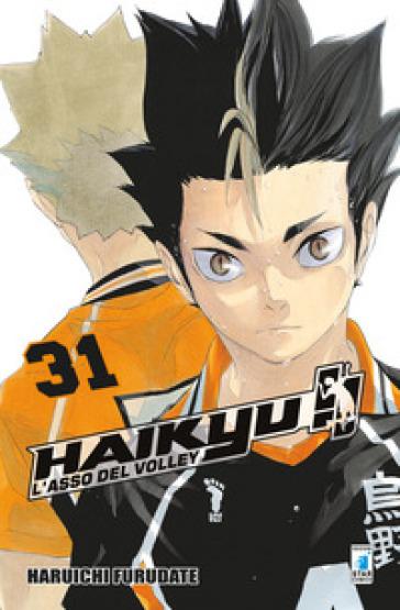 Haikyu!!. 31. - Haruichi Furudate | Thecosgala.com